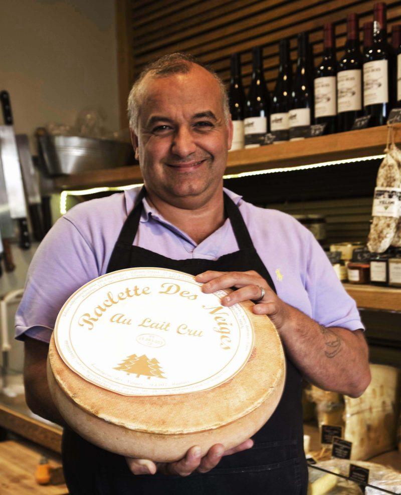 Emmanuel de La Ferme gourmande