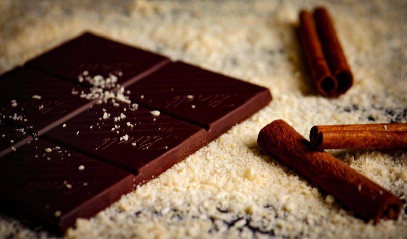 Chocolat-canelle