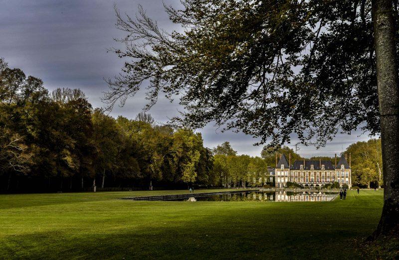 Chateau de Courances Essonne