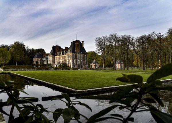 Chateau-de-Courances-Essonne