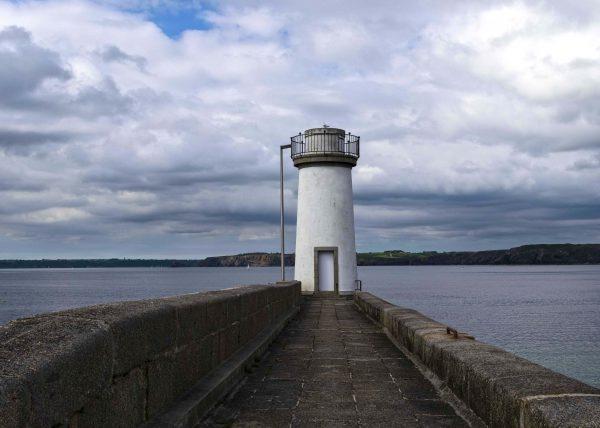 Bretagne Camaret phare Françoise Bautz Photographe
