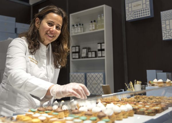 Salon Chocolat Paris Myriam Sabet Maison Aleph